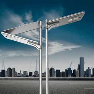 60W Solar Led Street Light with Foldable New Design