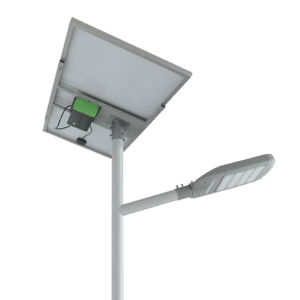 80W 100W 150W Split Solar Powered Street Light
