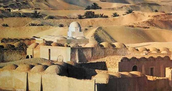 "GONSIN in ""Town of a Thousand Domes""— El-Oued"