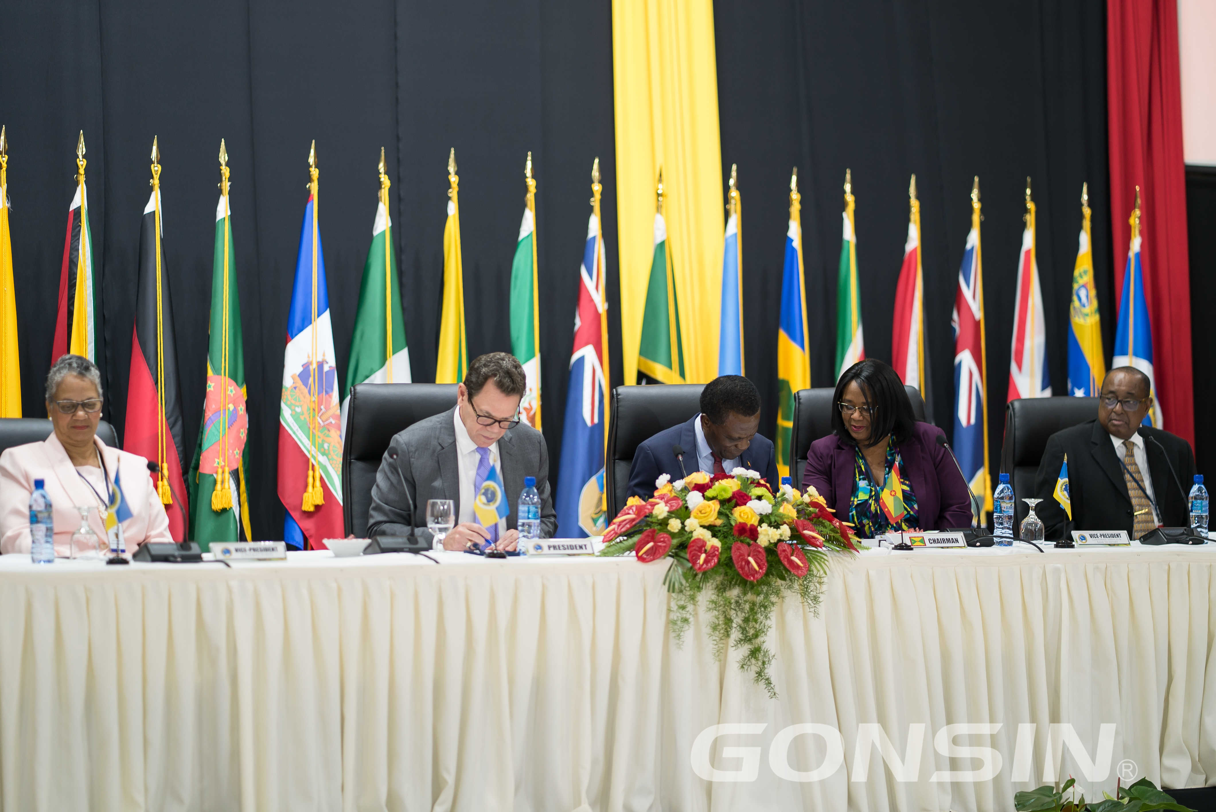 48th Annual Meeting of the Board of Governors of CDB Caribbean Development Bank