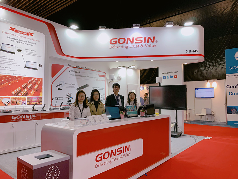【A complete success at ISE2020】See you next year in Barcelona
