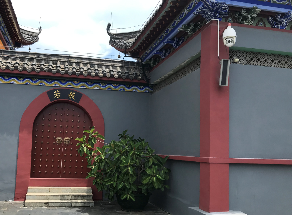 GONSIN Digital PA System applied in Donghua Zen Temple,Guangdong