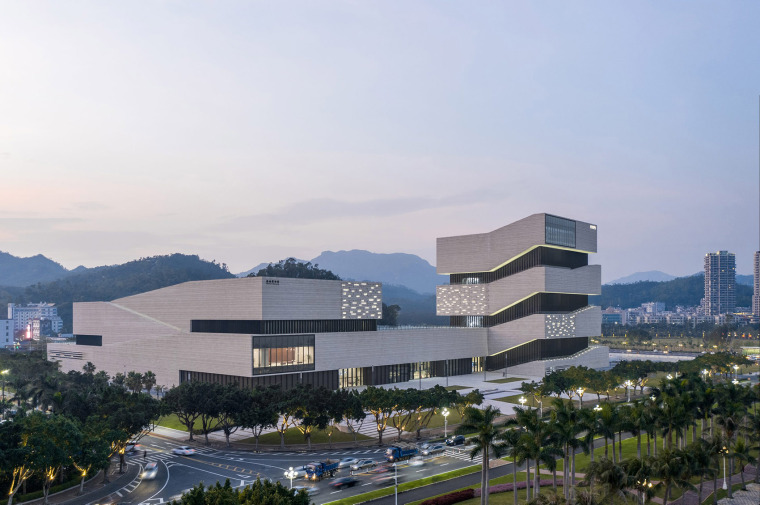 GONSIN applied in Zhuhai Museum & Urban Planning Exhibition Hall