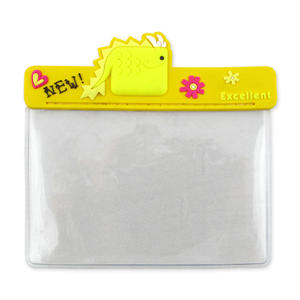 Stylish PVC Card Holder for Keep Your ID, Business Card or Fuel Card Handy