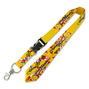 Promotional Lanyards with CMYK Printing Lanyards Designs At Low Factory Price