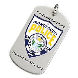 Promotional dog tags with custom designs to meet the diversified requirements