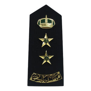 Custom Epaulettes with High Quality and Low Price for Military Uniforms