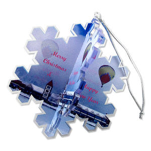 Custom Acrylic Ornaments and Personalized Acrylic Bag Tags Wholesale from JIAN
