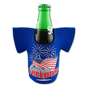 Custom Printed Neoprene Beverage Holders/ Can Coolers, Great Novelty for Use