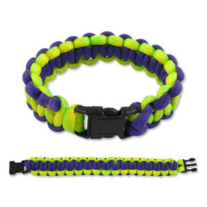 Various Kinds of Paracord Items: Bracelet, Straps, Charms, Earrings Supply