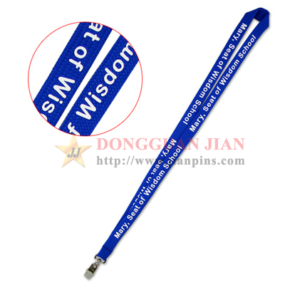 promotional printed lanyards