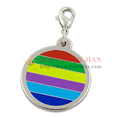 Colorful Pet Tags