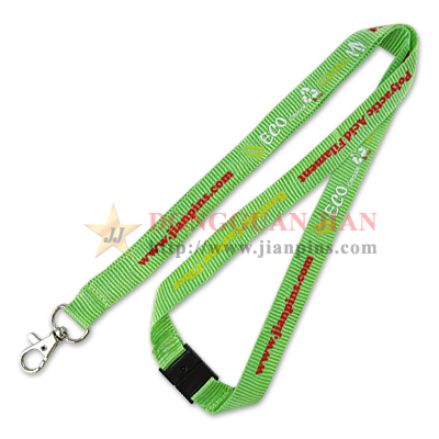 Fancy Lanyards-Bamboo Fiber