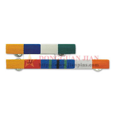 Multi Color Ribbon Bar