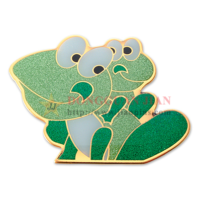 soft enamel pin badge