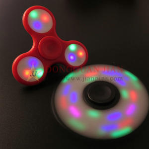 Fantastic Hand Spinner- Finger Fidget Toys with LED Light Wholesale from JIAN