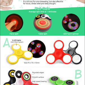 fidget spinner Toys manufacturer in China