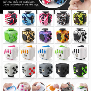 China manufacturer Jian suppliers fidget cube with high quality and low price