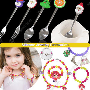 Lovely Silicone Key Covers, Jewelry And Other Items From JIAN