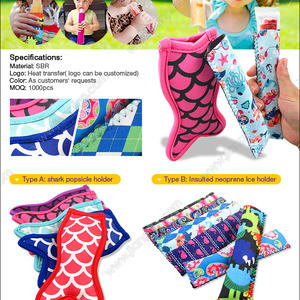 High Quality Neoprene Popsicle Sleeves