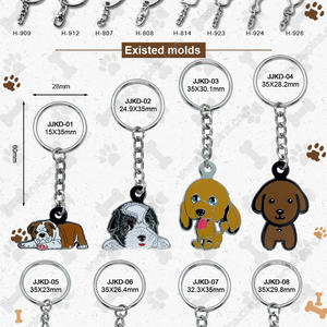 Dog Keychains