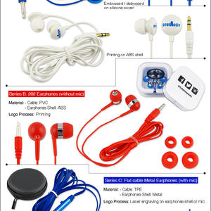 Wholesale Various Fashion earphones with best price
