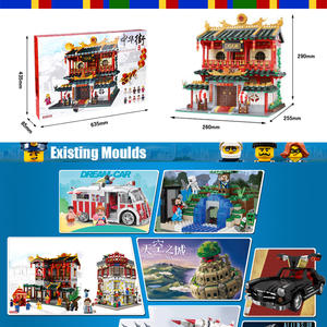 Personalized & attractive toy blocks China manufacturer