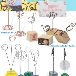 Wholesale creative memo holder with low price