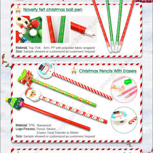 Stylish Christmas Stationary Set