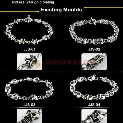 Fashion Stainless Steel Bracelets