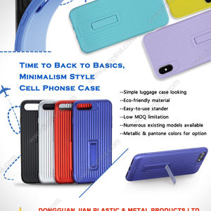 Classic and Minimalism Style Luggage Phone Case, Time to Back to Basics
