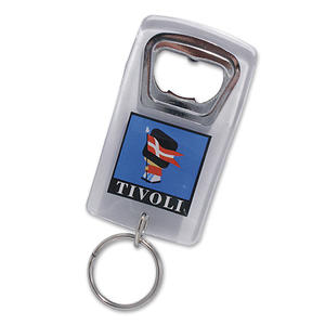 Custom Bottle Openers and Keychains are widely used Cool Promotional Items