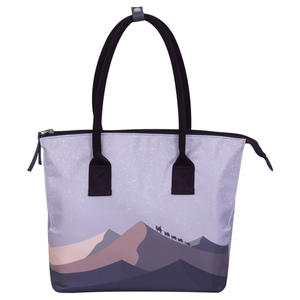 Custom Stylish Tote Bag, Personalized Bag Manufacturer with Rich OEM Experience
