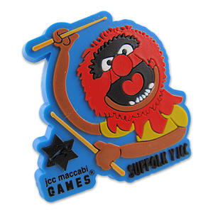 Custom Rubber PVC Lapel Pins are More Fun/Efficient Items to Covey Your Message