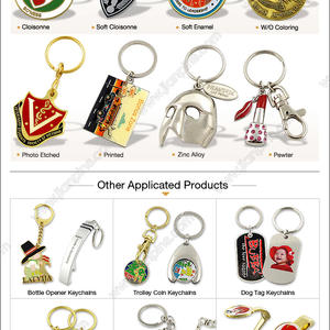 Custom metal keyrings Wholesale Metal Keychains metal key rings
