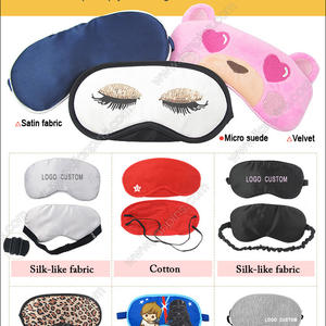 comfortable Sleeping Eye Masks for men women while traveling