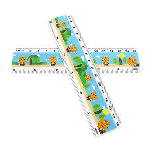 Hot Sales Accurate Cartoon Children ABS Rulers at best price