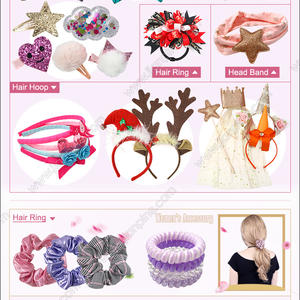 kids hair accessories hair ties hair clips hair bands hair rings