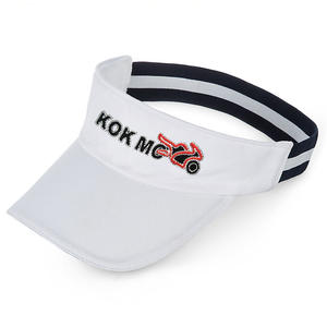 Custom Premium Sun Visor to Protect Your Eyes Outdoor in Various Styles