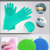 Eco-Friendly Silicone Cleaning Brush