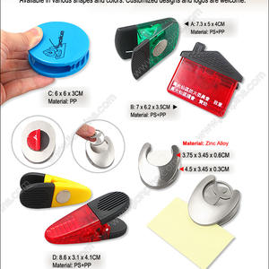 customized Magnetic Clips magnetic memo clips from china