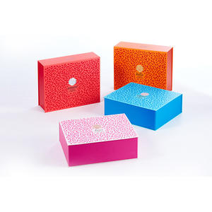collapsible rigid box, paper rigid box