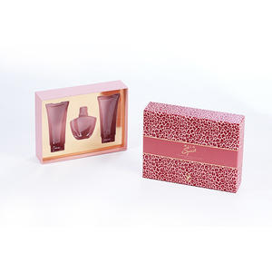 China Wholesale luxury paper cosmetic box  supplier