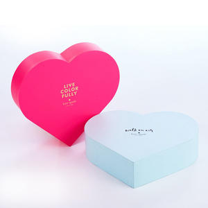 China heart shape box manufacturer