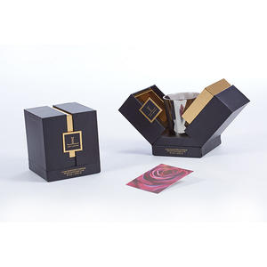 China Candle Box design, printing and packaging supplier