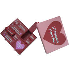 Chocolate & Candy Gift Box