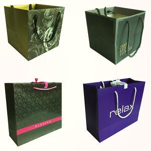 China Paper Carry bags manufacturer