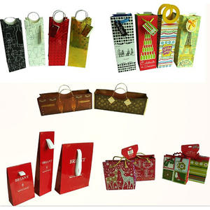 China Gift Paper bags manufacturer