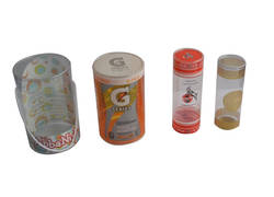 Printed PET Tube box