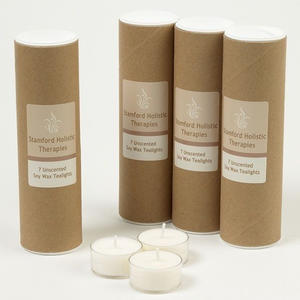China Candle tube box packaging supplier